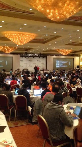 Money20/20 2015 hackathon