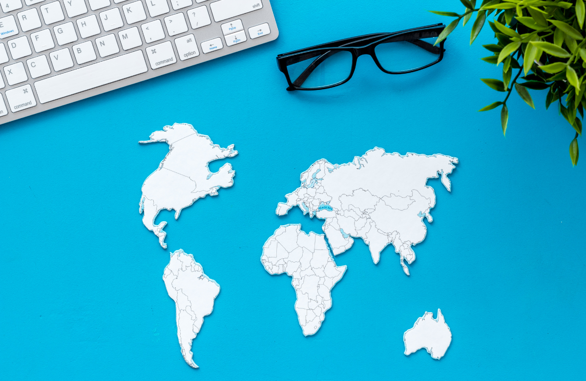 international countries for recurring billing